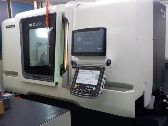 CNC旋盤 NLX2500